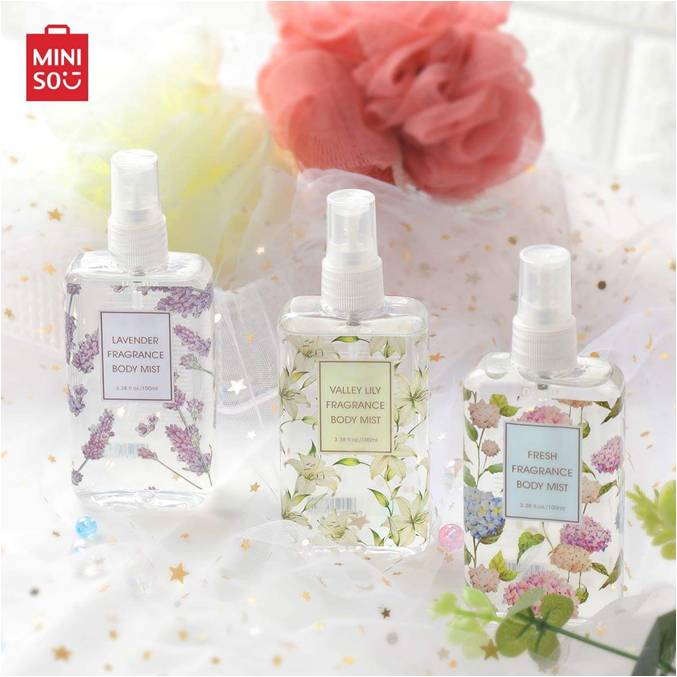 Latest Range of Miniso