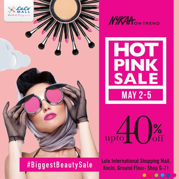 Hot Pink Sale - Nykaa