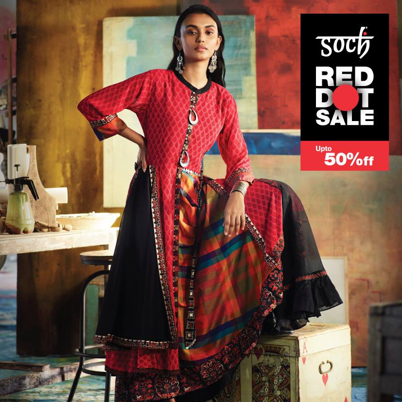 Soch - A portrait of elegance is painted with colours of beauty