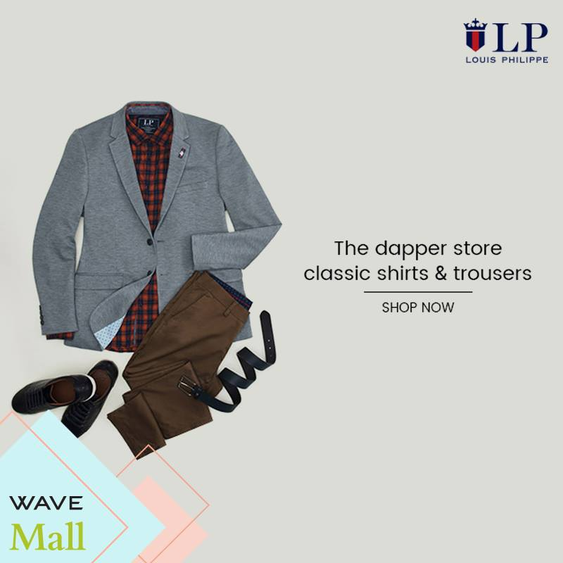 classic shirts and trousers - LP