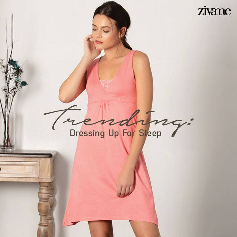 Pretty Night Wear at Zivame