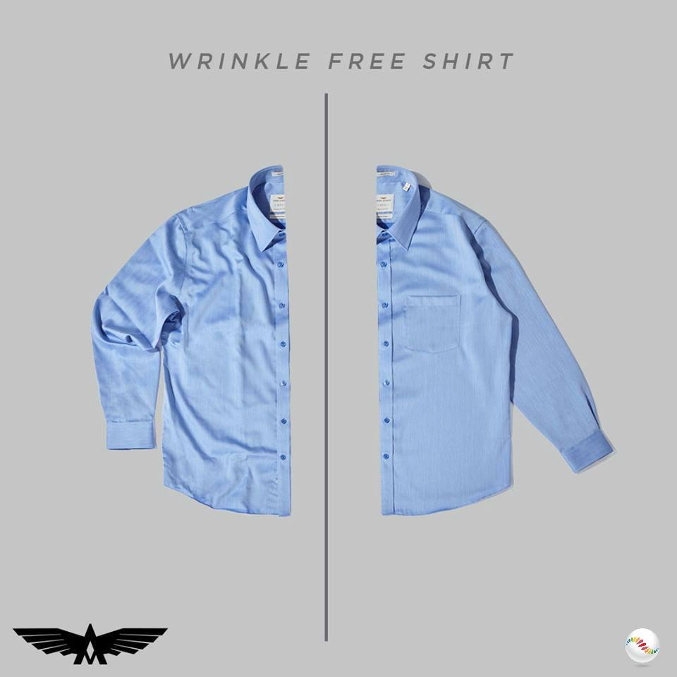 Wrinkle-Free Shirt from Park Avenue