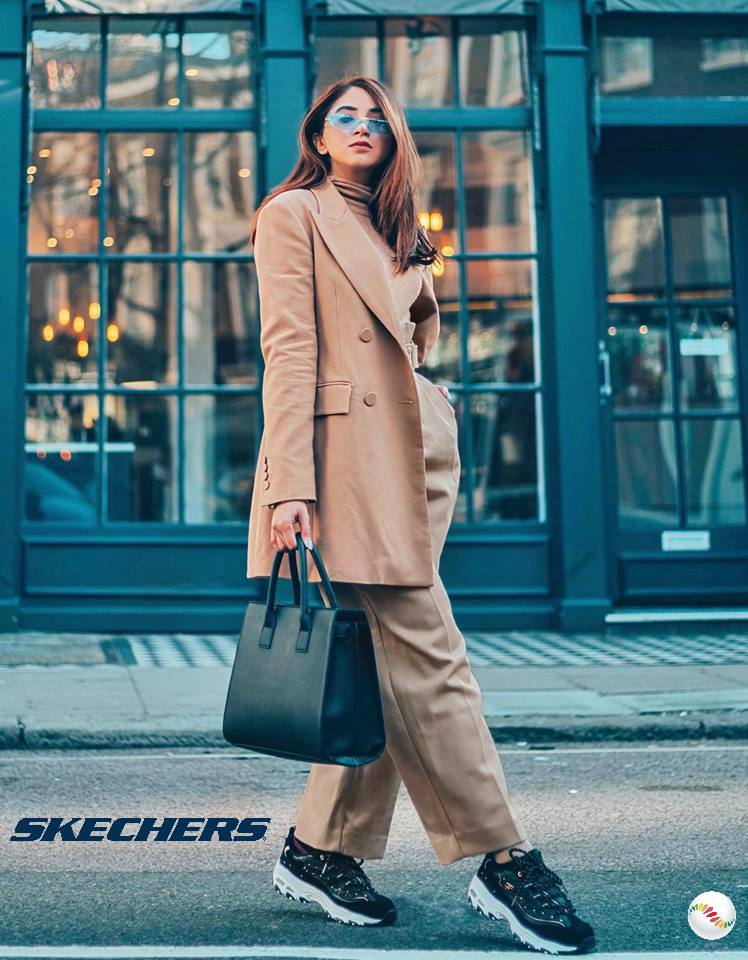 Get the look today from SKECHERS