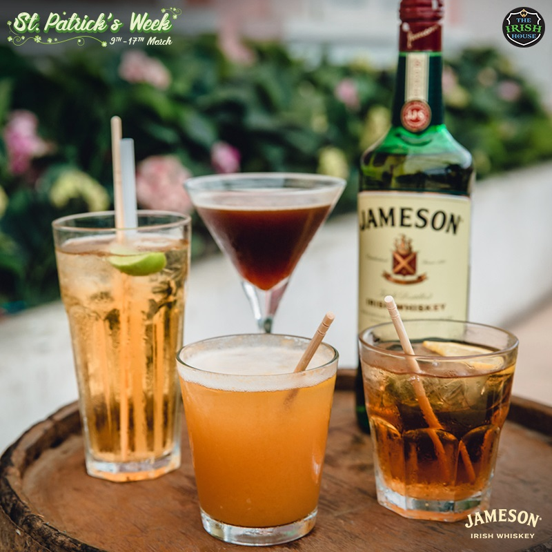The Irish House - cocktail