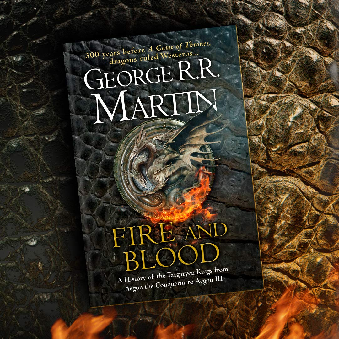 Game of Thrones - 'Fire and Blood'