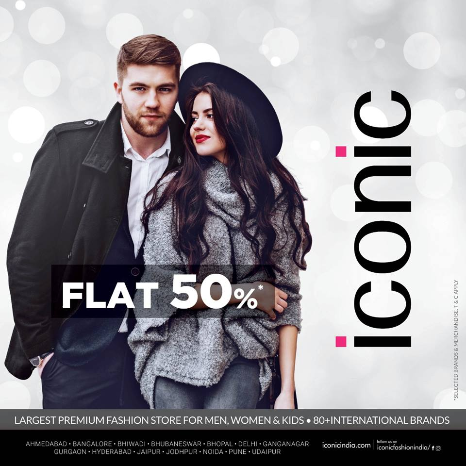 Iconic Fashion India