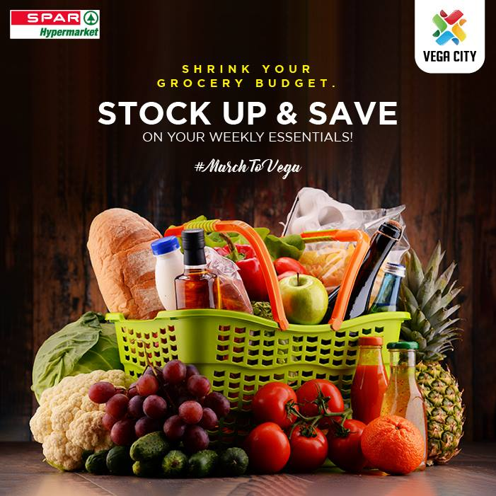 Stock up & Save - Spar
