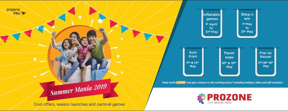 Travel Festival 2019 in Prozone mall - Coimbatore