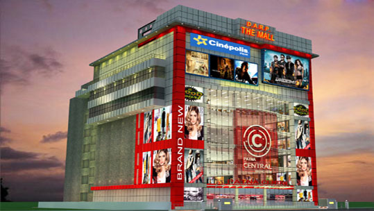 Central The Mall - Patna