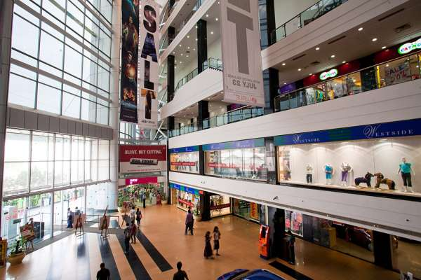 Wave Mall - The Centerstage Mall - Noida