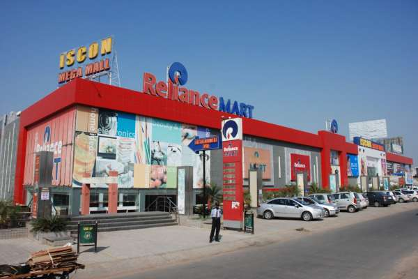 Iscon Mega Mall - Ahmedabad