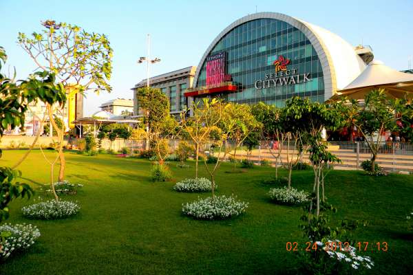 Select Citywalk Mall - New Delhi