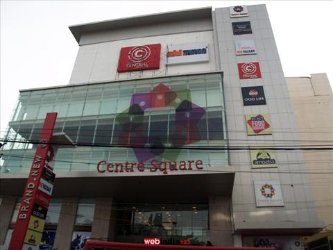 Centre Square Mall - Kochi