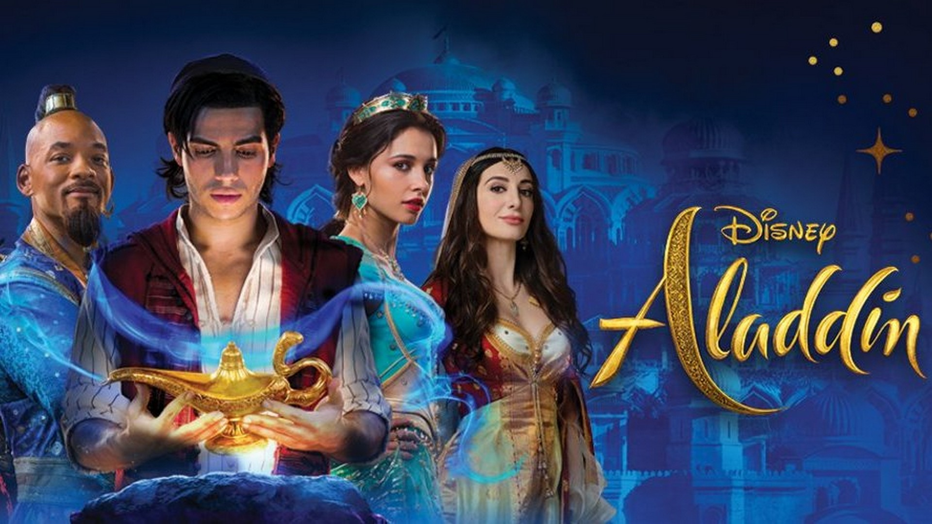 Malls New Movies Aladdin