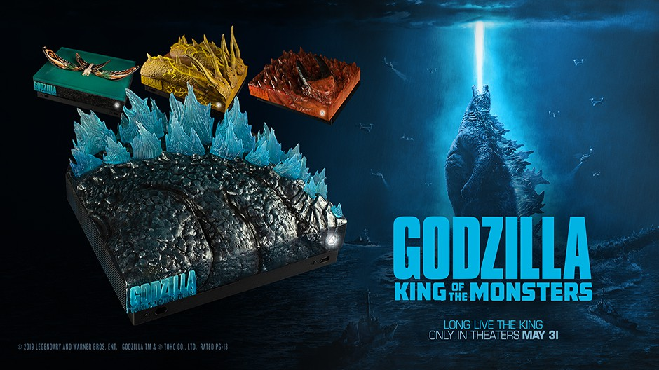Malls New Movies Godzilla 2: King of the Monsters