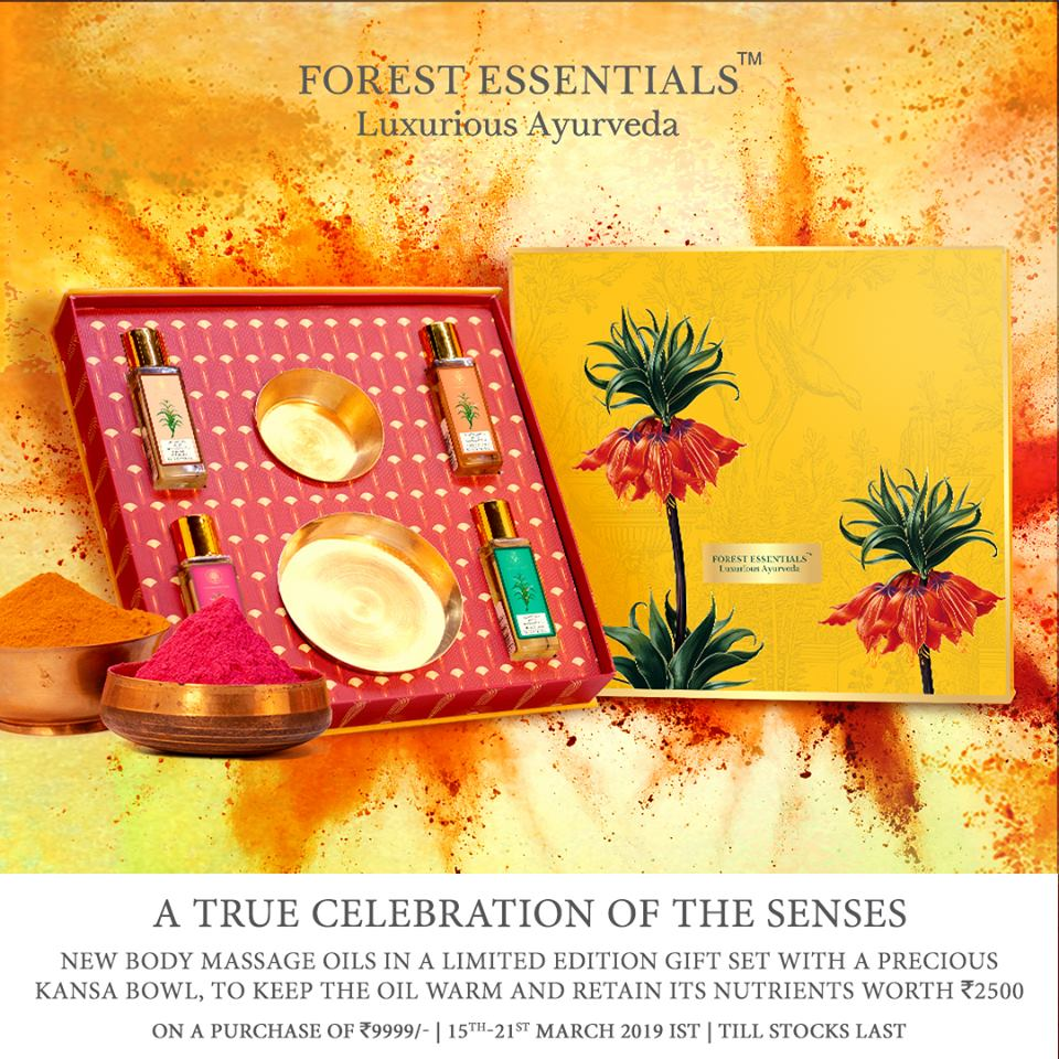 Forest Essential - limited Edition