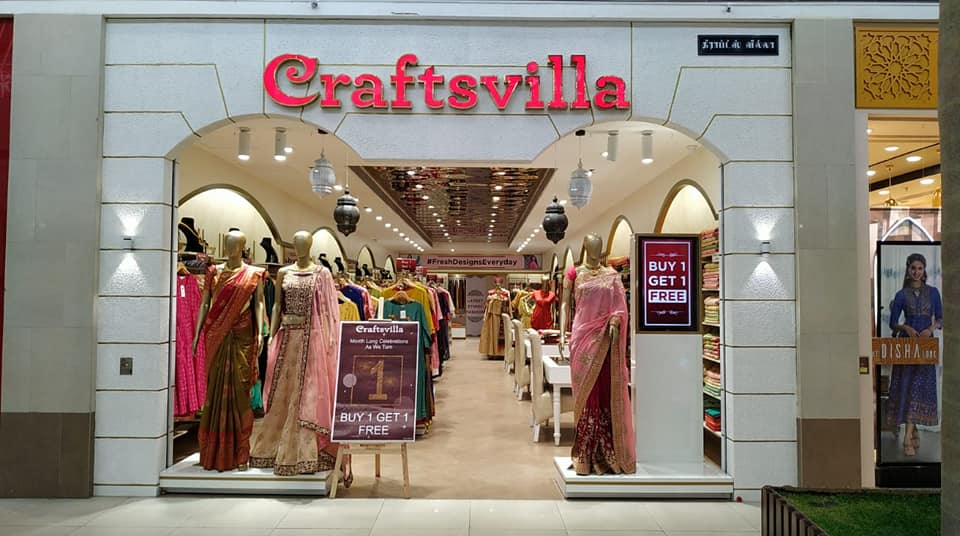 Buy 1 Get 1 At Craftsvilla